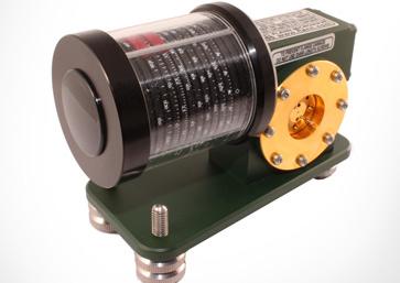 Flann Microwave Precision Rotary Vane Attenuators series 110