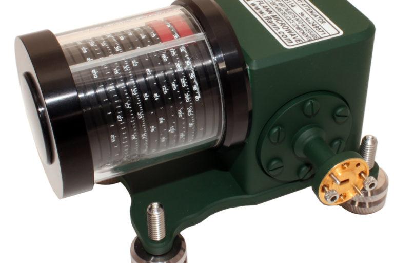 Compact Rotary Vane Attenuator, Series 114
